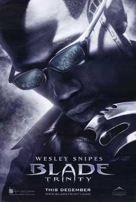 Blade: Trinity - 11 x 17 Movie Poster - Style A