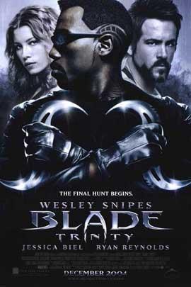 Blade: Trinity - 11 x 17 Movie Poster - Style B