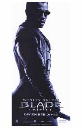 Blade: Trinity - 11 x 17 Movie Poster - Style C