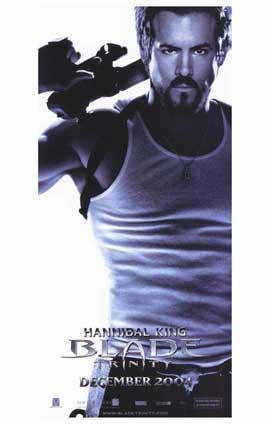 Blade: Trinity - 11 x 17 Movie Poster - Style E
