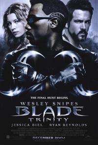 Blade: Trinity - 27 x 40 Movie Poster - Style B