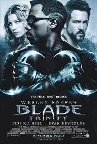 Blade: Trinity - 43 x 62 Movie Poster - Bus Shelter Style A