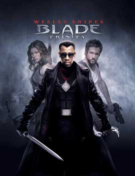 Blade: Trinity - 11 x 17 Movie Poster - Style F