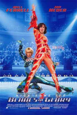 Blades of Glory - 27 x 40 Movie Poster - Style A