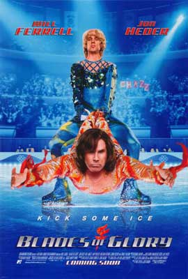 Blades of Glory - 27 x 40 Movie Poster - Style B