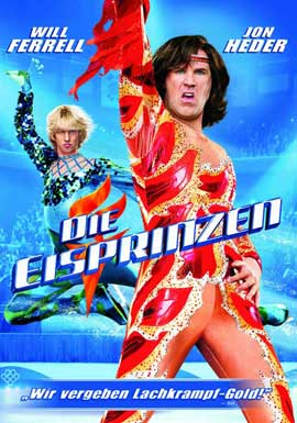 Blades of Glory - 11 x 17 Movie Poster - German Style B