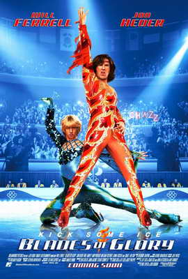 Blades of Glory - 11 x 17 Movie Poster - Style C