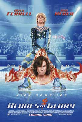 Blades of Glory - 11 x 17 Movie Poster - Style D