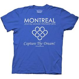 Blades of Glory - Montreal Games T-Shirt