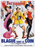 Blague dans le coin - 11 x 17 Movie Poster - French Style A