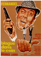 Blague dans le coin - 11 x 17 Movie Poster - French Style B