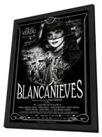 Blancanieves - 27 x 40 Movie Poster - Style A - in Deluxe Wood Frame