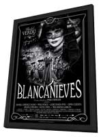 Blancanieves - 27 x 40 Movie Poster - Spanish Style A - in Deluxe Wood Frame