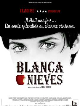 Blancanieves - 27 x 40 Movie Poster - French Style A
