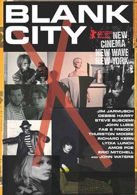 Blank City - 27 x 40 Movie Poster - Style A