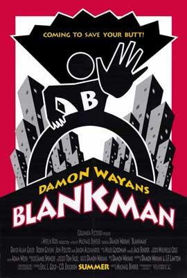 Blankman - 11 x 17 Movie Poster - Style B