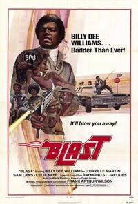 Blast - 27 x 40 Movie Poster - Style A
