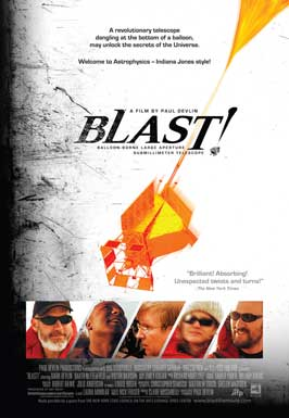 BLAST! - 43 x 62 Movie Poster - Bus Shelter Style A