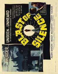 Blast of Silence - 22 x 28 Movie Poster - Half Sheet Style A