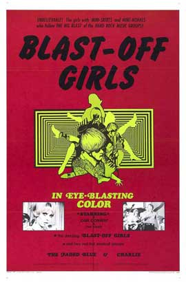 Blast-Off Girls - 27 x 40 Movie Poster - Style A