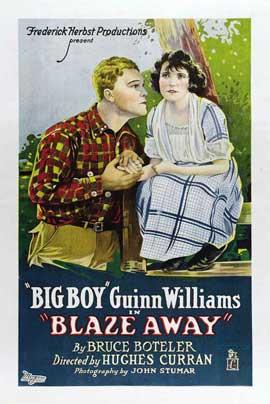 Blaze Away - 27 x 40 Movie Poster - Style A