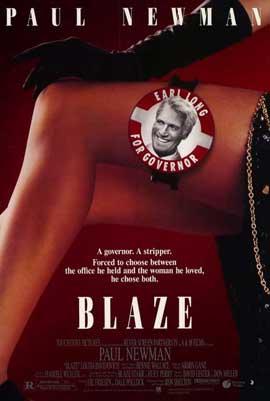 Blaze - 11 x 17 Movie Poster - Style B