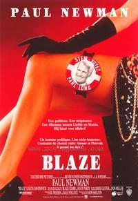 Blaze - 11 x 17 Movie Poster - Belgian Style A