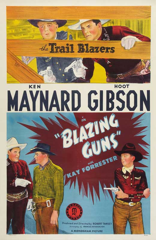 Blazing Guns movie