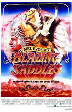 Blazing Saddles - 11 x 17 Movie Poster - Style C