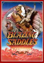 Blazing Saddles - 27 x 40 Movie Poster - Style B