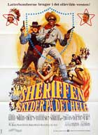 Blazing Saddles - 27 x 40 Movie Poster - Danish Style A