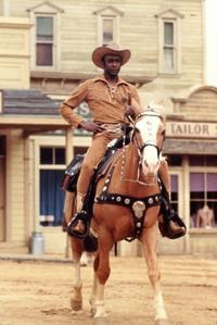 Blazing Saddles - 8 x 10 Color Photo #13
