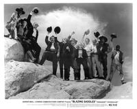 Blazing Saddles - 8 x 10 B&W Photo #1