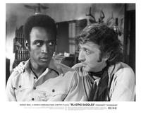 Blazing Saddles - 8 x 10 B&W Photo #2