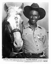 Blazing Saddles - 8 x 10 B&W Photo #4