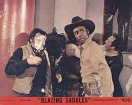 Blazing Saddles - 11 x 14 Movie Poster - Style B