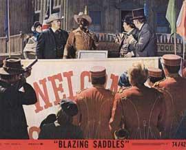 Blazing Saddles - 11 x 14 Movie Poster - Style F