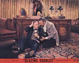 Blazing Saddles - 11 x 14 Movie Poster - Style G