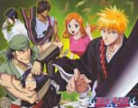 Bleach (TV) - 11 x 17 TV Poster - Japanese Style A