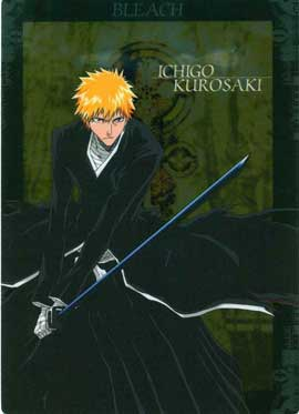 Bleach (TV) - 11 x 17 TV Poster - Japanese Style AH