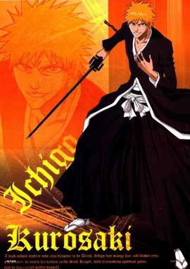 Bleach (TV) - 27 x 40 TV Poster - Japanese Style F