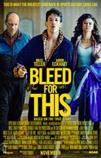 """Bleed for This"" Movie Poster"