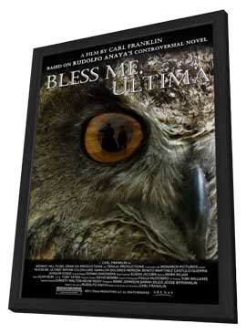 Bless Me, Ultima - 11 x 17 Movie Poster - Style A - in Deluxe Wood Frame