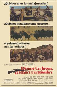 Bless the Beasts and Children - 11 x 17 Movie Poster - Spanish Style A