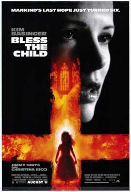 Bless the Child - 11 x 17 Movie Poster - Style A