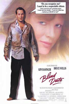 Blind Date - 11 x 17 Movie Poster - Style A