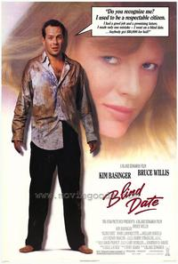 Blind Date - 27 x 40 Movie Poster - Style A