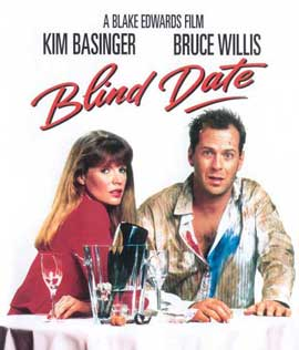 Blind Date - 27 x 40 Movie Poster - Style B