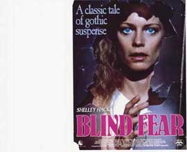 Blind Fear - 11 x 17 Movie Poster - Style A