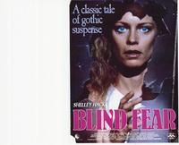 Blind Fear - 27 x 40 Movie Poster - Style A